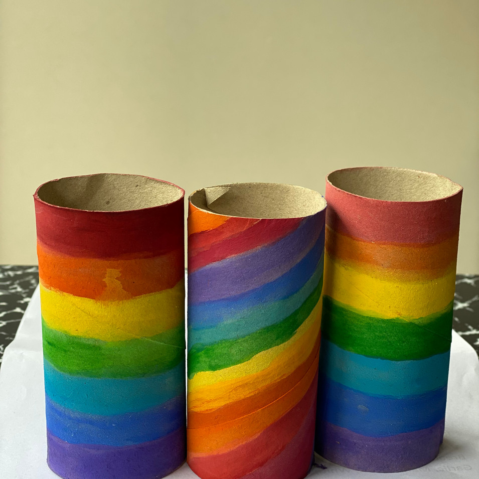 Rilla's Rainbows