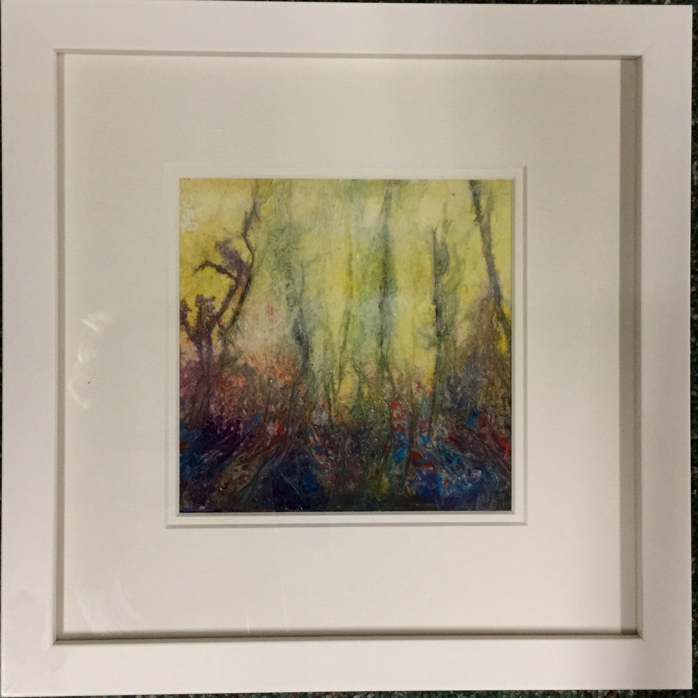 Enchanted Forest at Dawn - SOLD