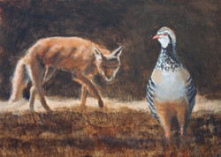 Supper in Sight - SOLD