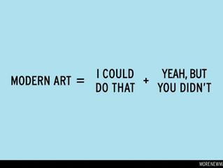 Compelling Modern Art