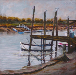 Southwold boats - SOLD
