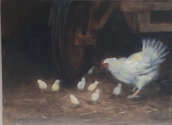 Don't Count Your Chickens - SOLD