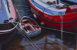Woodbridge Barges