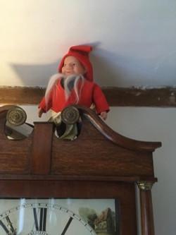 Elf On a Shelf - Karen Eyres