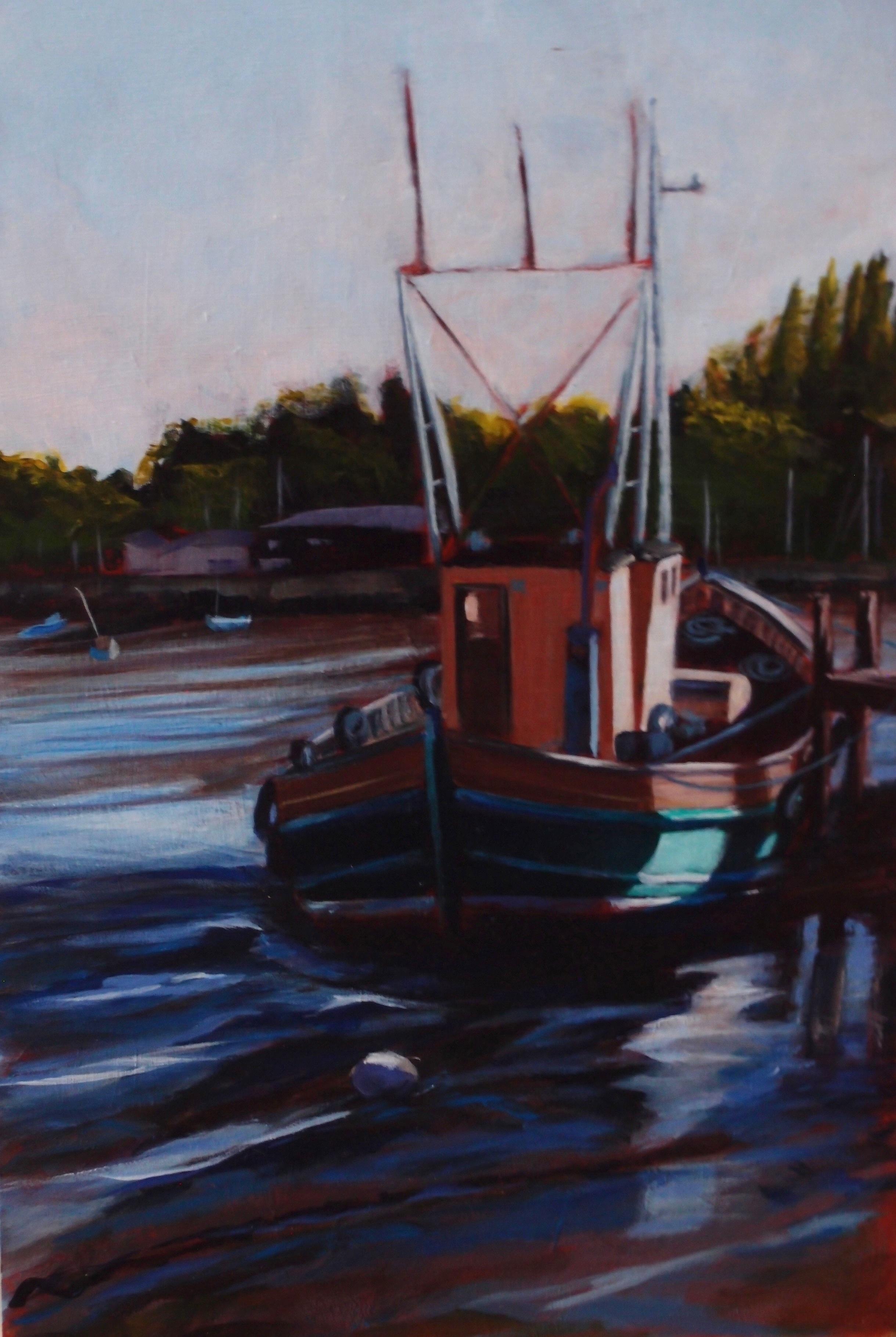 Fishing Boat Woodbridge