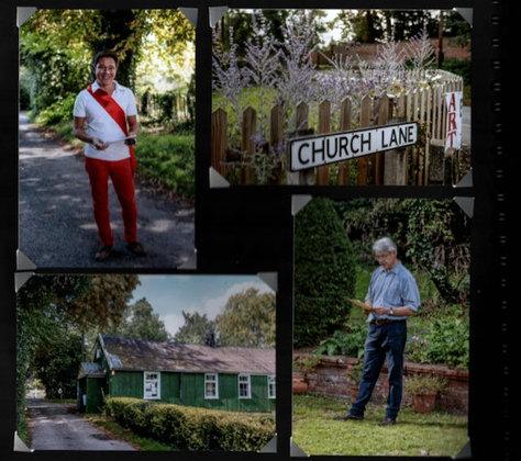 The Garden Literature Trail