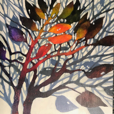 Autumn's Kiss - SOLD