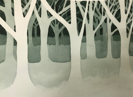 Negative Painting - a Positive Outcome