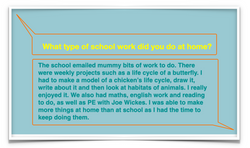 About Home Schooling 3