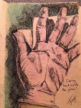 My Hands by Jinny Earl