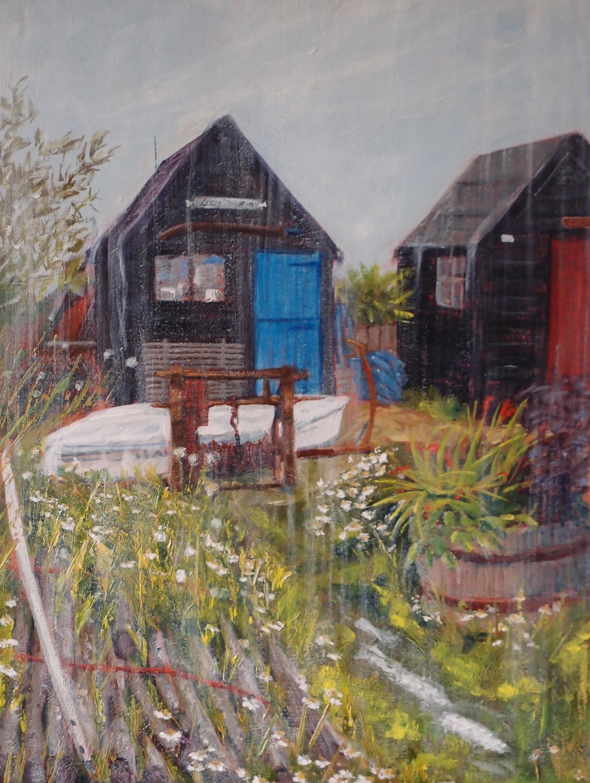 Fishing Hut - Southwold