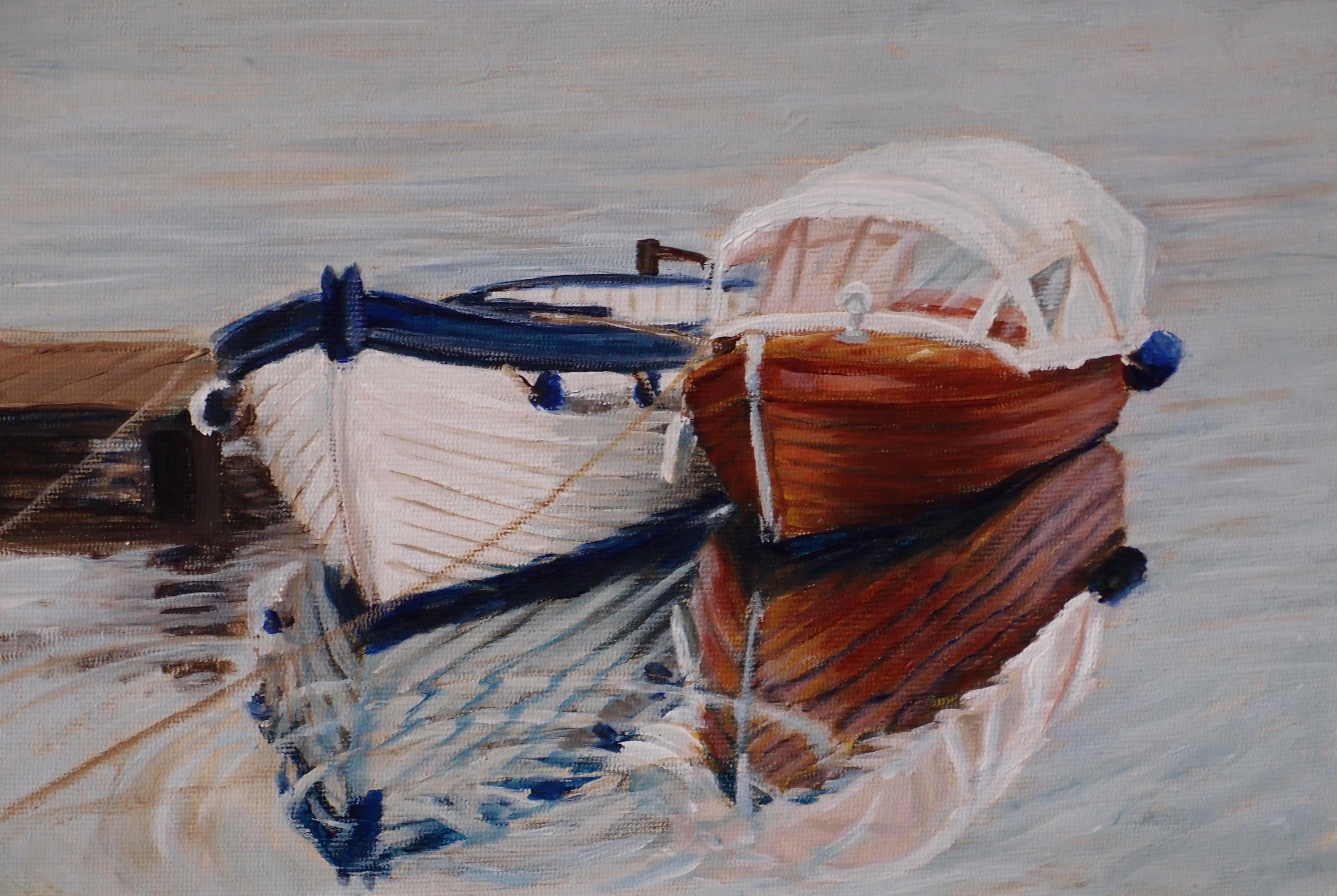 Boats at Southwold