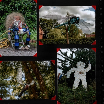 The Scarecrow Trail