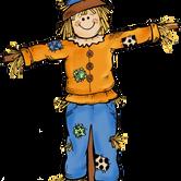 Scarecrows & Sculptures
