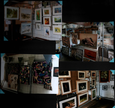 The Art Exhibition