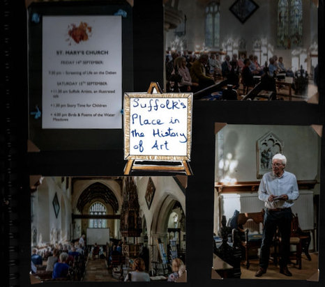 Ufford's Place in the History of Art with John Mann