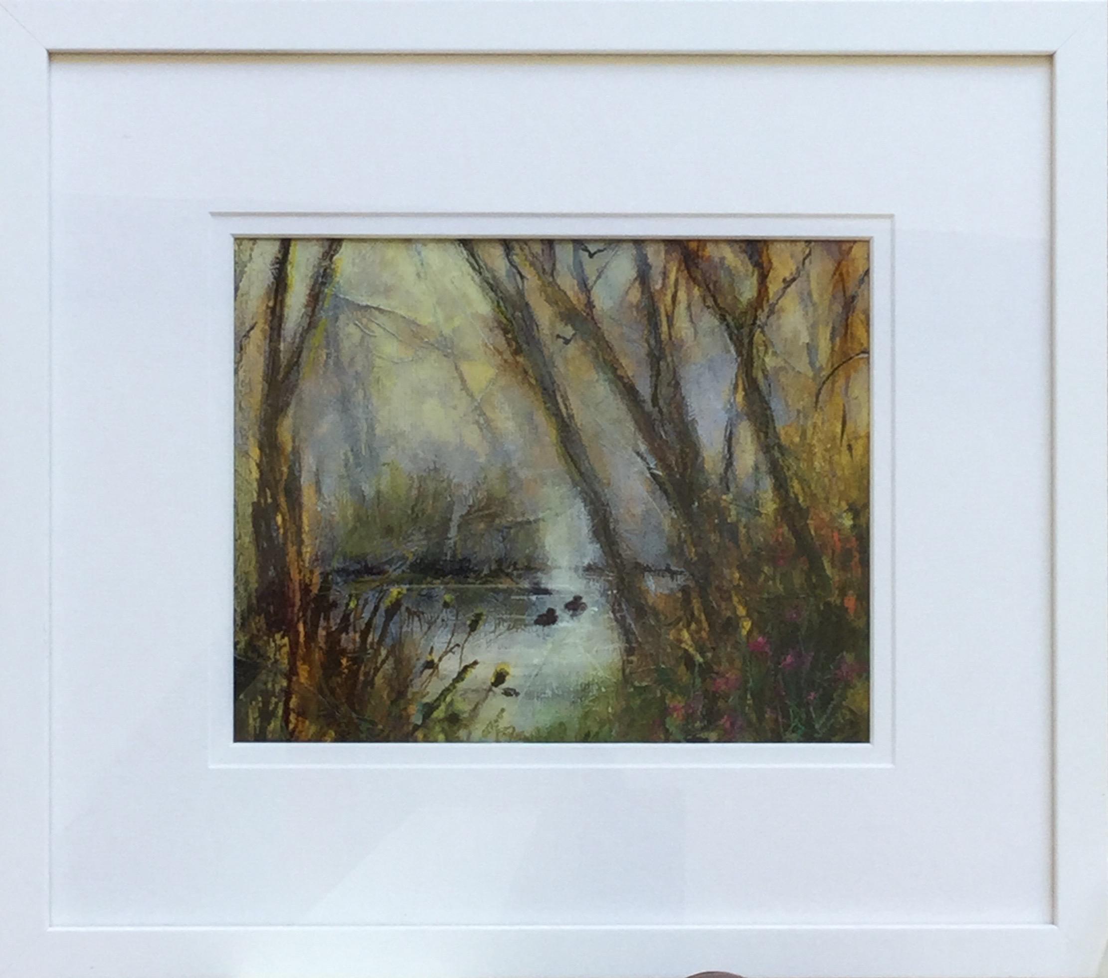 Misty Sunrise - flooded Deben - SOLD