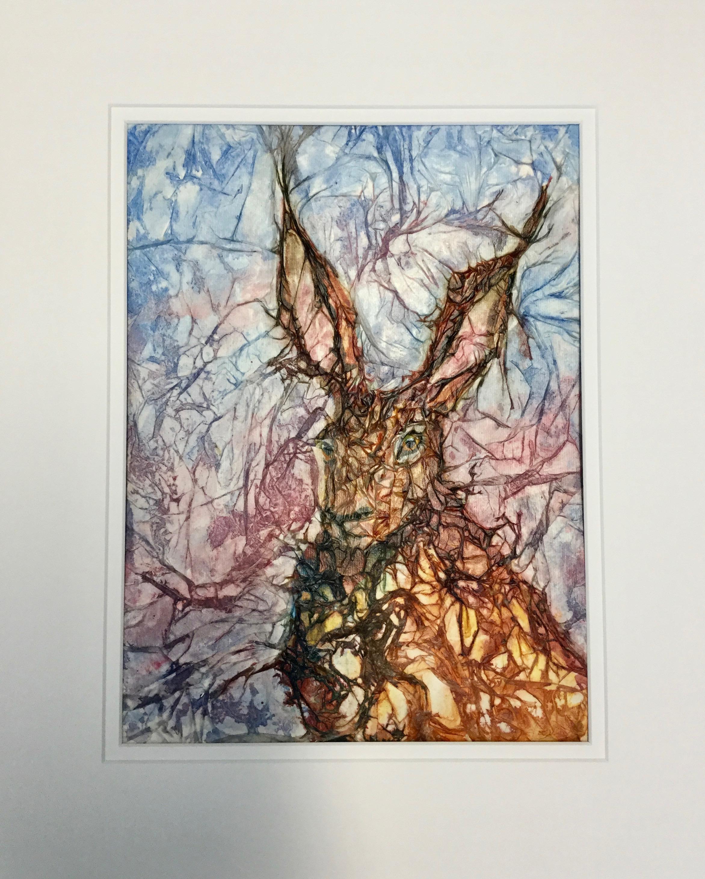 Auburn Hare - SOLD