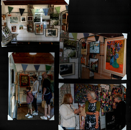 The Festival Opening and Art Exhibition