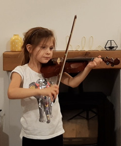 Home Schooling - violin lessons and exams