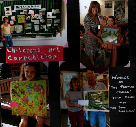 Winners of the Art Competition!