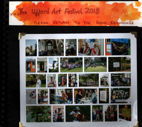 The 2018 Festival Photograph Album