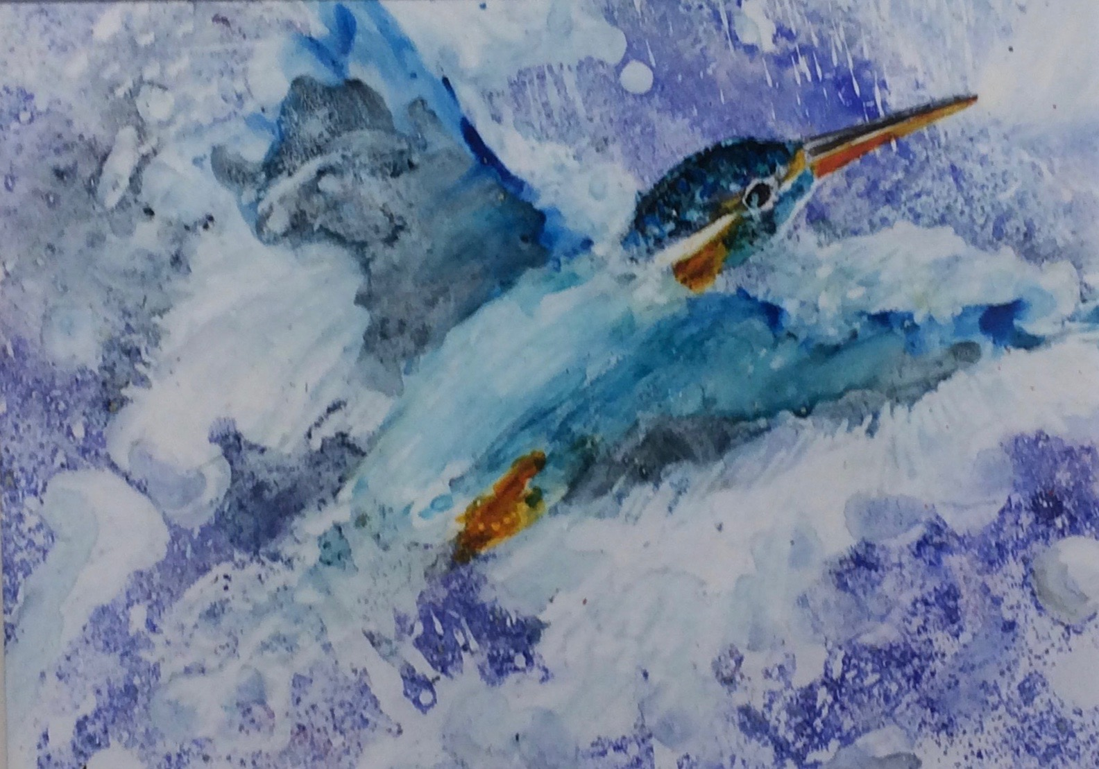 Making a Splash - SOLD