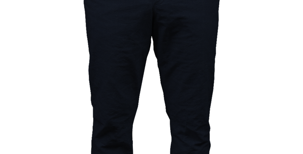 Midnight Twill with Red Cotton