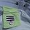Thumbnail: Green gingham pocket