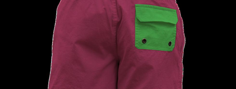 Kiwi green pocket