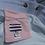 Thumbnail: Pink gingham pocket