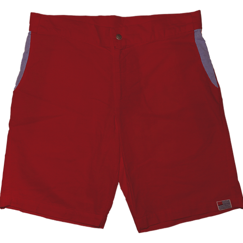 The Cotton: Chinese Red