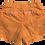 Thumbnail: The Lake Short Small Orange Gingham