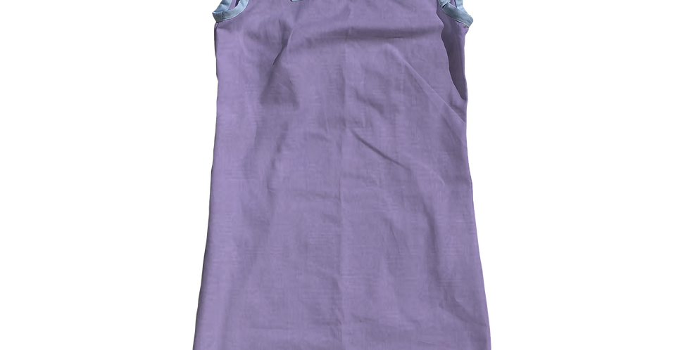 The Shift Dress - Cotton Thistle