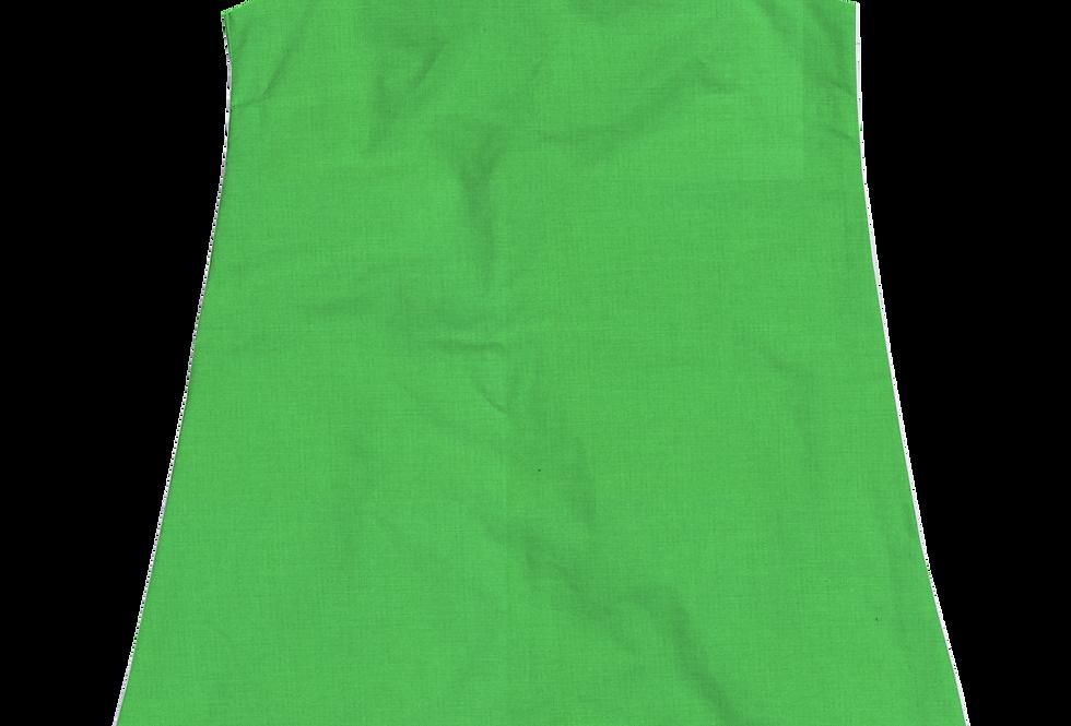 A-Line Shift Dress - Cotton Kiwi