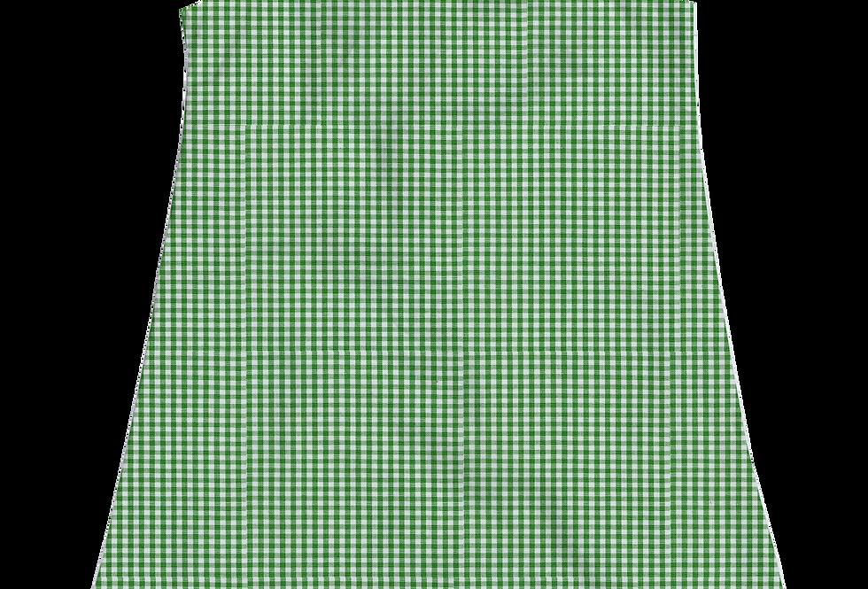 A-Line Shift Dress - Kelly Gingham