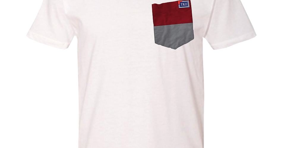 White Crew Neck Short Sleeve T-Shirt