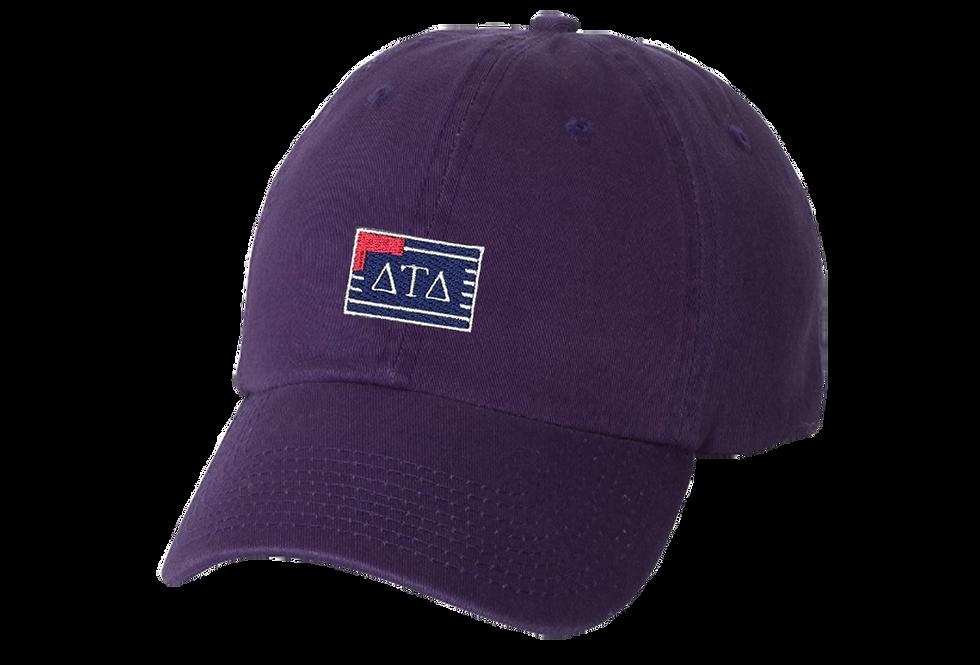 Delta Tau Delta Hat