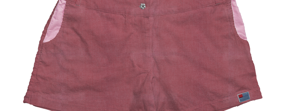 Solid Red Oxford