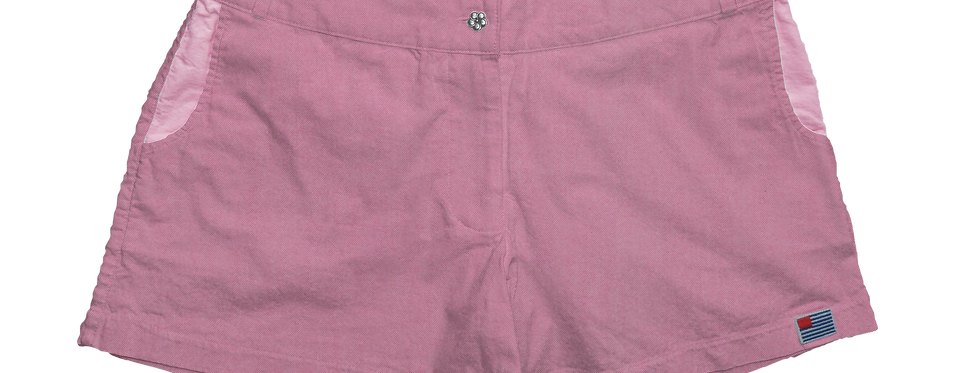 Solid Pink Oxford