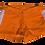 Thumbnail: The Boat Short Solid Cotton Kumquat