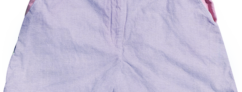 The Lake Short Oxford Solid Lilac