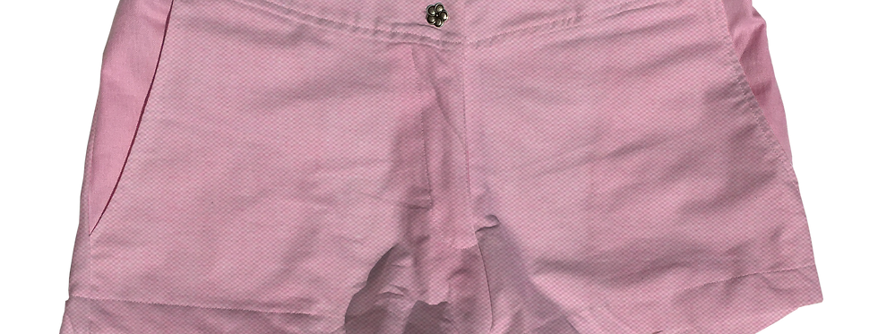 The Boat Short Oxford Solid Petal