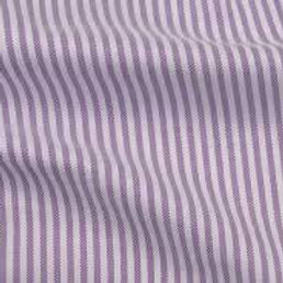 The Boat Short Oxford Stripe Lilac