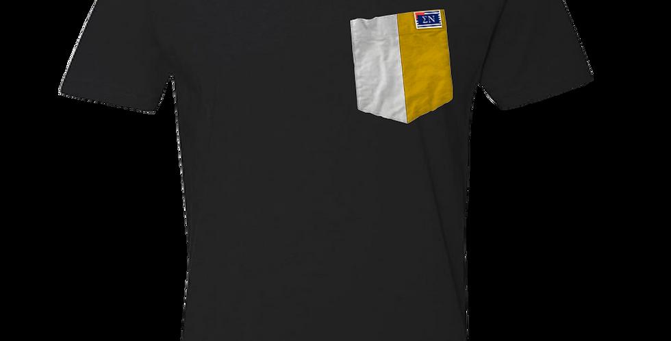 Black Crew Neck Short Sleeve T-Shirt