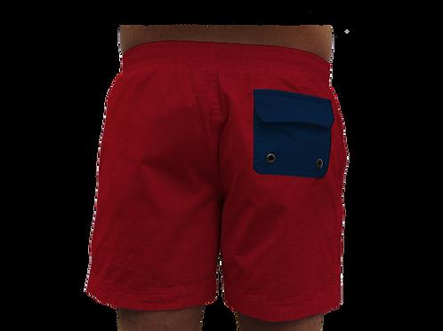 Navy pocket