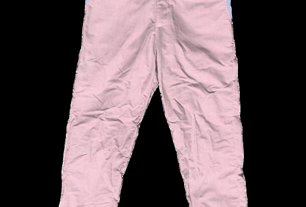 Pink Oxford