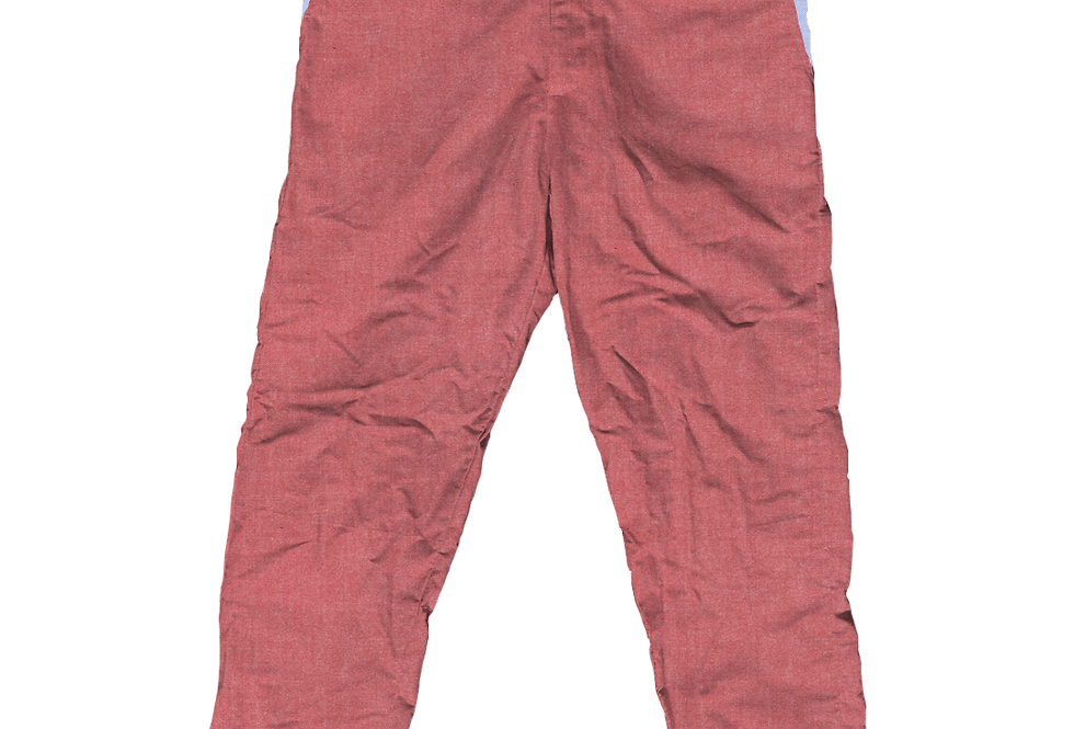 Red Chambray