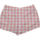 """Thumbnail: Solid 1"""" Pink Gingham"""