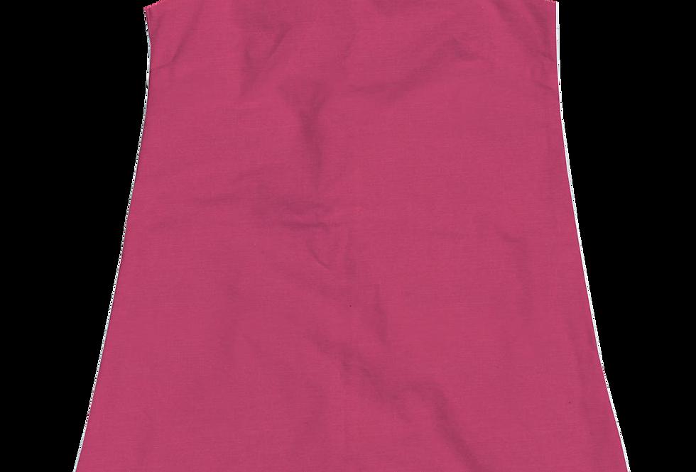 A-Line Shift Dress - Cotton Honeysuckle